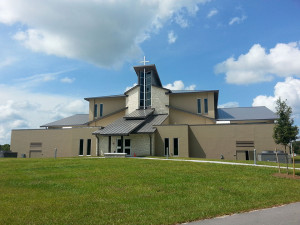 Project: St. Vincent Church—Wildwood, FL