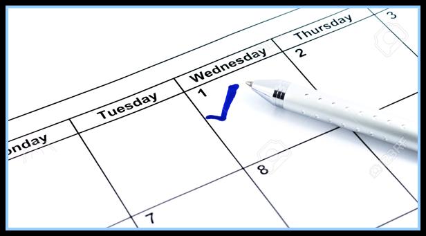 calendar-and-a-pen